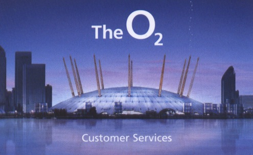 O2 Customer Service Number